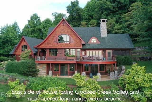 1447 Creston Drive T-77, Black Mountain, NC 28711 (#3758172) :: Mossy Oak Properties Land and Luxury