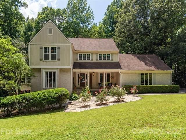 16 Heritage Lane, Hendersonville, NC 28739 (#3758442) :: DK Professionals
