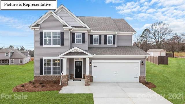 1045 Thoroughbred Drive, Iron Station, NC 28080 (#3759014) :: Hansley Realty