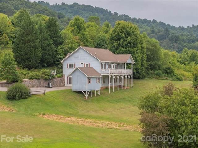 134 Falling Glen Drive, Waynesville, NC 28786 (#3759201) :: Stephen Cooley Real Estate Group