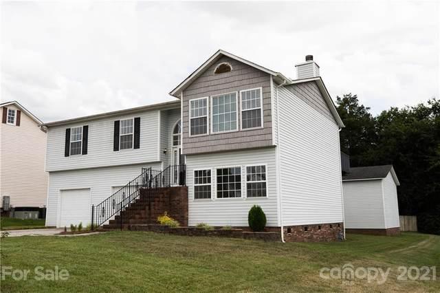 3673 Farm Lake Drive, Concord, NC 28027 (#3759242) :: LePage Johnson Realty Group, LLC