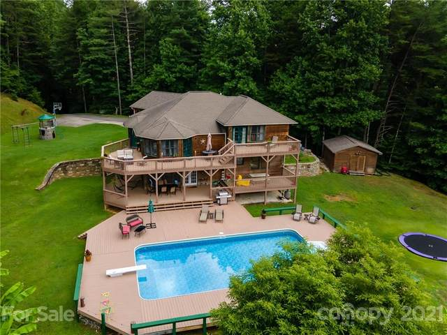 410 Foggy Mountain Drive, Old Fort, NC 28762 (#3759278) :: Scarlett Property Group