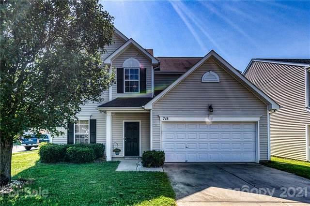 718 Perth Drive, Monroe, NC 28110 (#3759330) :: Carolina Real Estate Experts