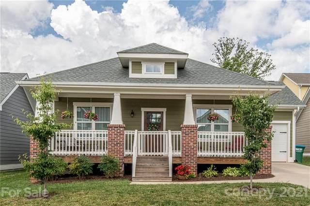 17 Hyde Park Place #5, Arden, NC 28704 (#3759600) :: High Vistas Realty