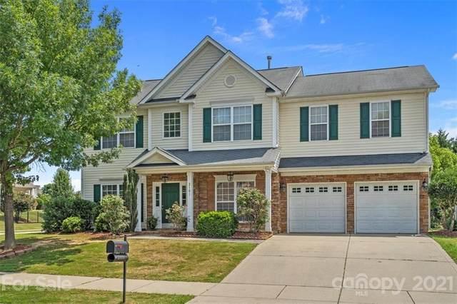 2101 Blue Iris Drive, Matthews, NC 28104 (#3759701) :: Home and Key Realty