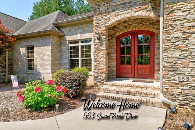 553 Sunset Pointe Drive, Salisbury, NC 28146 (#3759706) :: MOVE Asheville Realty