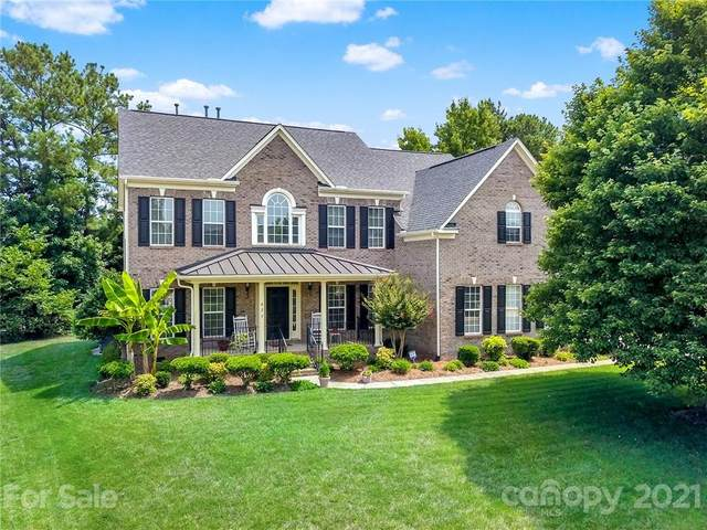 627 Panthers Way, Fort Mill, SC 29708 (#3759715) :: The Allen Team