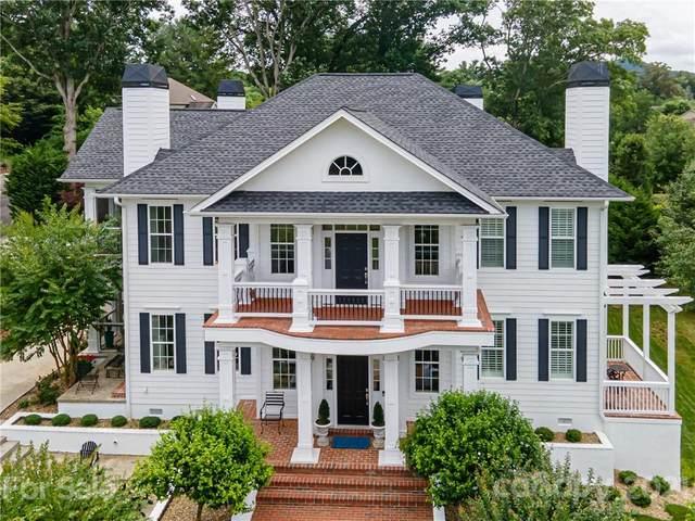 401 Oak Tree Lane, Fletcher, NC 28732 (#3759945) :: Carolina Real Estate Experts