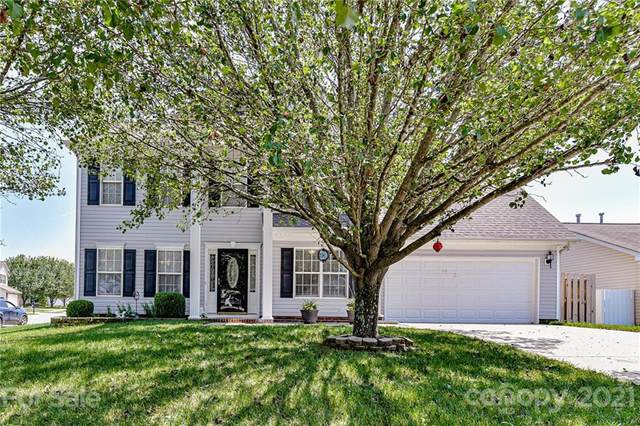 2101 Foster Court, Indian Trail, NC 28079 (#3759962) :: MartinGroup Properties