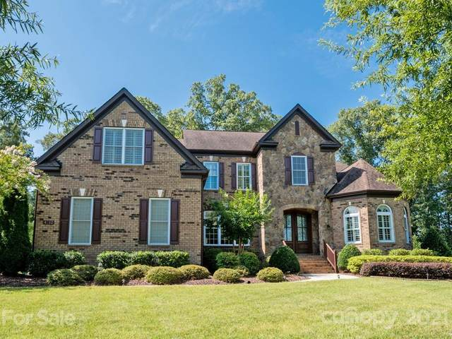 4012 Autumn Blossom Lane, Waxhaw, NC 28173 (#3760124) :: Stephen Cooley Real Estate Group