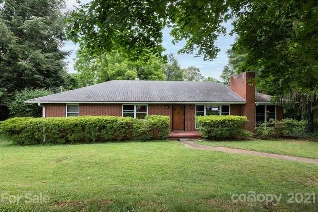 40 Clarendon Road, Asheville, NC 28806 (#3760202) :: Todd Lemoine Team