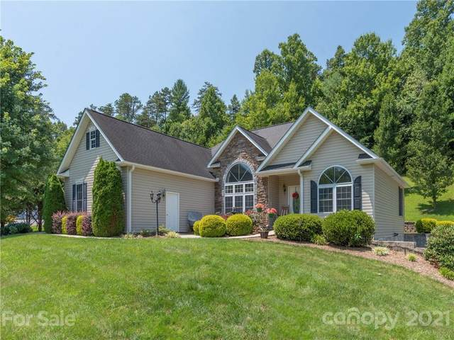 124 Shadow View Drive, Leicester, NC 28748 (#3760295) :: The Petree Team