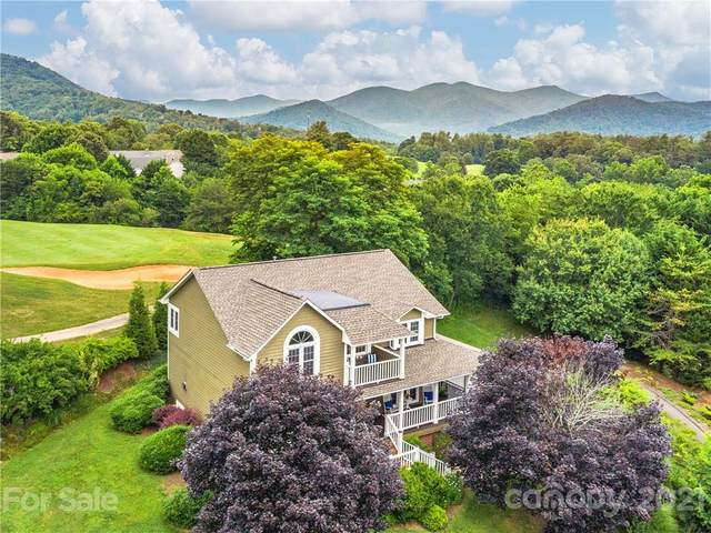 10 Meadowbrook Lane, Weaverville, NC 28787 (#3760323) :: Home and Key Realty