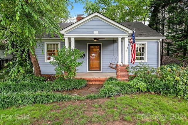 616 Dorothy Drive, Charlotte, NC 28203 (MLS #3760680) :: RE/MAX Journey