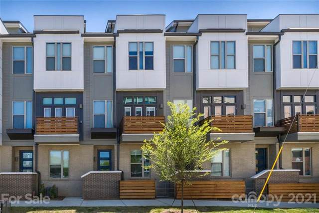 235 Doggett Street, Charlotte, NC 28203 (#3761070) :: Stephen Cooley Real Estate Group