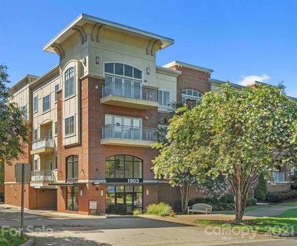 1903 Kenilworth Avenue 101A, Charlotte, NC 28203 (#3761242) :: Carver Pressley, REALTORS®