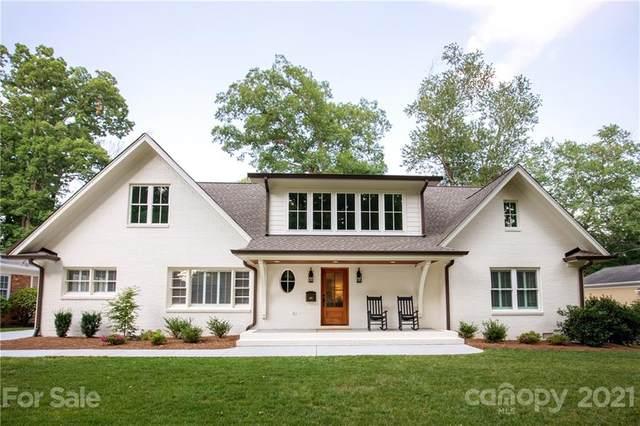 4911 Montclair Avenue, Charlotte, NC 28211 (#3761737) :: Exit Realty Elite Properties