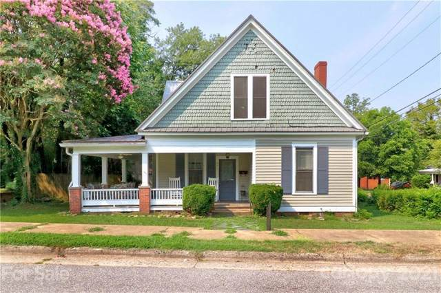 241 N Bost Street, Statesville, NC 28677 (#3761777) :: Ann Rudd Group