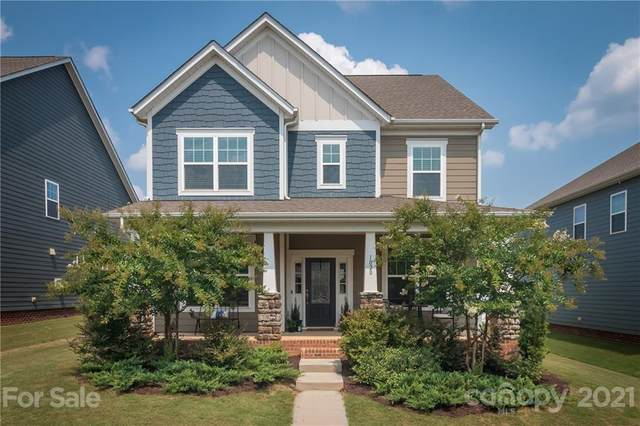 1020 Bannister Road, Waxhaw, NC 28173 (MLS #3761842) :: RE/MAX Journey