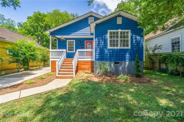 817 17th Street, Charlotte, NC 28205 (#3761947) :: MartinGroup Properties