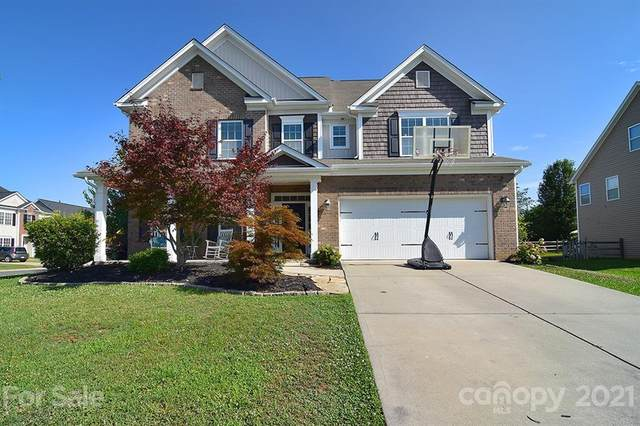 9566 Indian Beech Avenue NW, Concord, NC 28027 (#3761986) :: Cloninger Properties