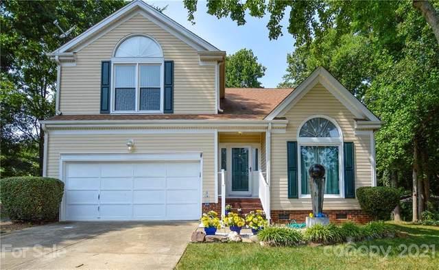 8811 Cherry Blossom Lane, Cornelius, NC 28031 (#3762010) :: Home and Key Realty