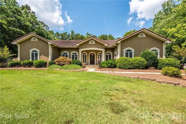 4015 Hoodridge Lane, Mint Hill, NC 28227 (#3762395) :: Stephen Cooley Real Estate Group