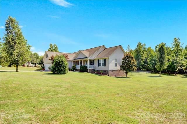 3520 Mack Ballard Road, Maiden, NC 28650 (#3762399) :: Cloninger Properties