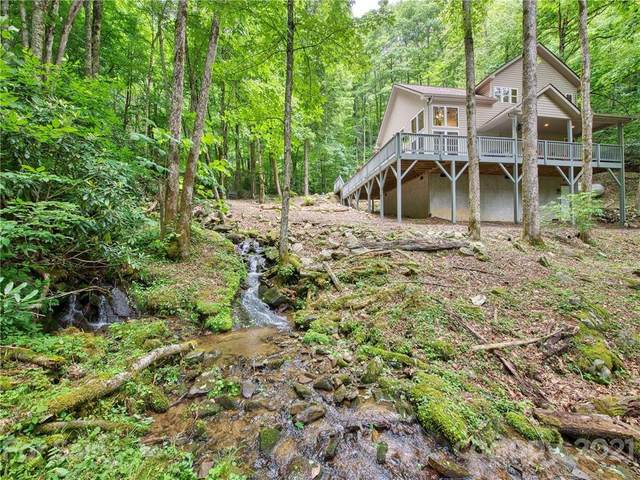 40 Candlemaker Trail, Maggie Valley, NC 28751 (#3762414) :: DK Professionals