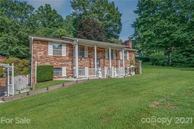 172 Quail Ridge Road, Mills River, NC 28759 (#3762533) :: Keller Williams Professionals