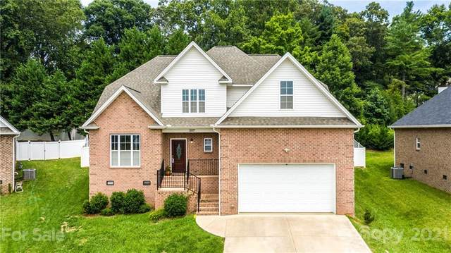 1267 10th Street Place NW, Hickory, NC 28601 (#3763328) :: Keller Williams Realty Lake Norman Cornelius