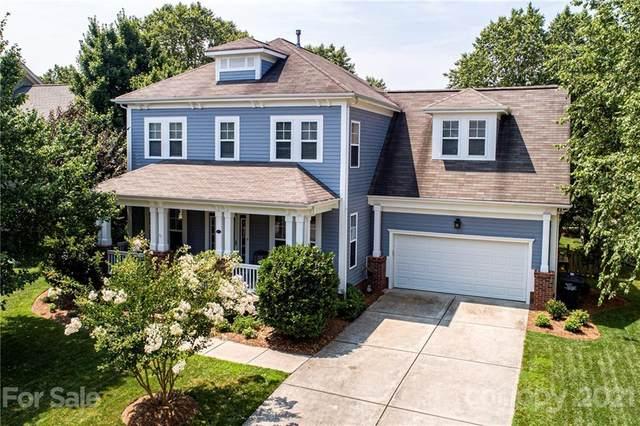 411 Shoreline Parkway, Tega Cay, SC 29708 (#3763682) :: Carolina Real Estate Experts