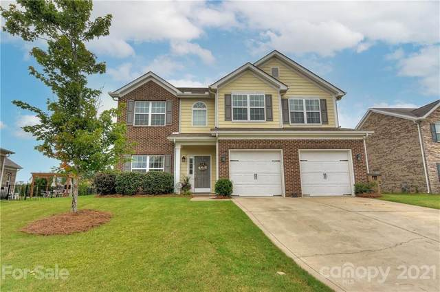 2011 Orby Avenue, Indian Trail, NC 28079 (#3763805) :: The Allen Team
