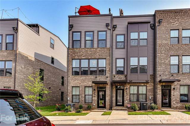 326 Music Hall Way, Charlotte, NC 28203 (#3763830) :: Stephen Cooley Real Estate Group