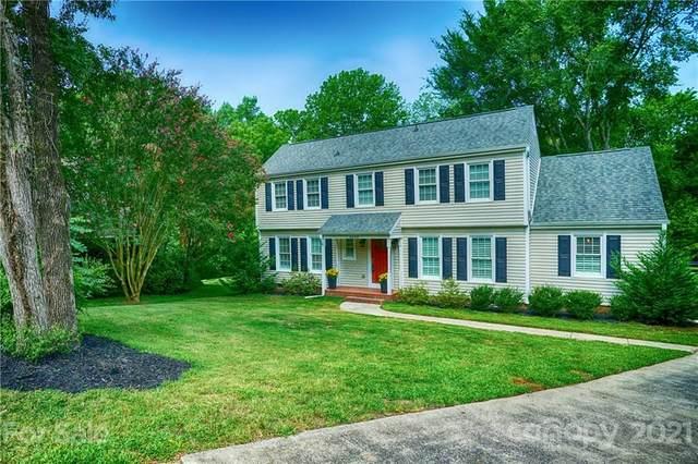 4600 Bournewood Lane, Charlotte, NC 28226 (#3763975) :: Stephen Cooley Real Estate Group