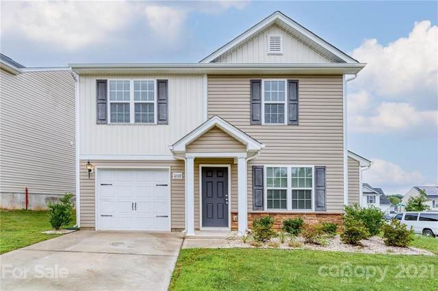 12107 Brittondale Lane, Charlotte, NC 28215 (#3763979) :: Besecker Homes Team