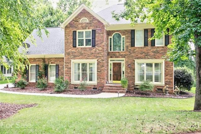 8610 Taybrook Drive, Huntersville, NC 28078 (#3764043) :: LePage Johnson Realty Group, LLC