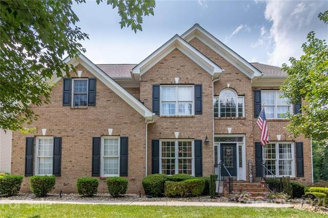 229 Forest Walk Way, Mooresville, NC 28115 (MLS #3764143) :: RE/MAX Journey