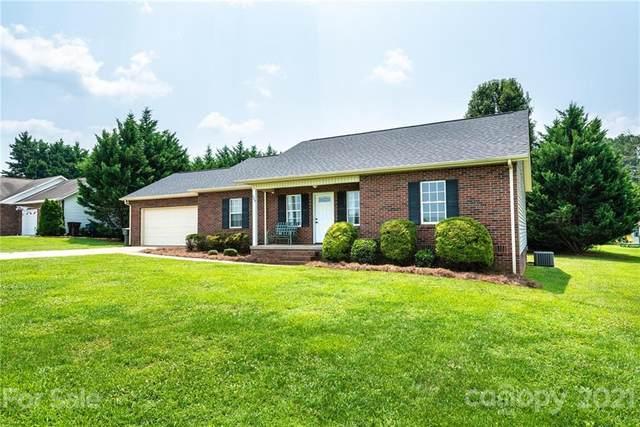 549 Fellowship Church Road, Taylorsville, NC 28681 (#3764156) :: LePage Johnson Realty Group, LLC