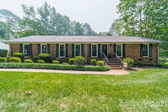 4920 Golfview Court, Mint Hill, NC 28227 (#3764168) :: Keller Williams South Park