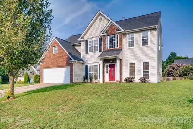 8503 Four Sisters Lane, Charlotte, NC 28215 (#3764178) :: Robert Greene Real Estate, Inc.