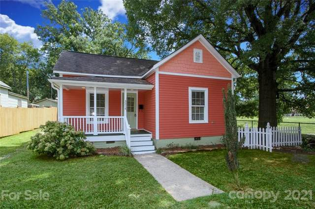 3314 Alexander Street, Charlotte, NC 28205 (#3764411) :: Carver Pressley, REALTORS®