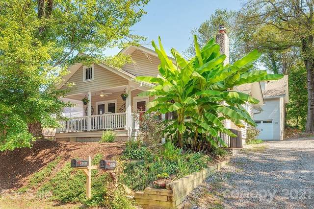 803 and 805 Reed Street, Asheville, NC 28803 (#3764508) :: Todd Lemoine Team