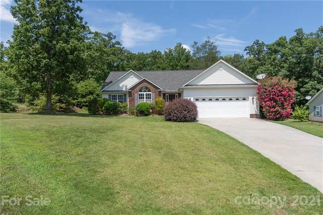 210 Dunnbrook Drive, Salisbury, NC 28146 (#3764572) :: Home and Key Realty