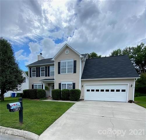 21 N Sunberry Trail, Fletcher, NC 28732 (#3764583) :: Bigach2Follow with Keller Williams Realty