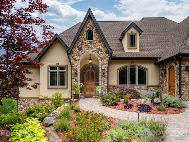 34 Hearthstone Drive, Asheville, NC 28803 (#3764606) :: High Vistas Realty