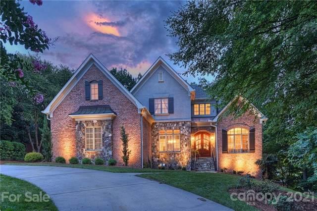 4310 Links Drive, Charlotte, NC 28277 (#3764914) :: Keller Williams Realty Lake Norman Cornelius