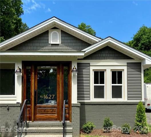 1627 Logie Avenue, Charlotte, NC 28205 (#3764942) :: Homes Charlotte