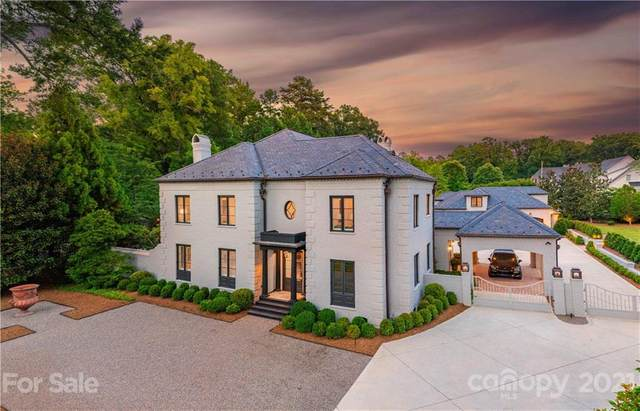2251 Vernon Drive, Charlotte, NC 28211 (#3765109) :: Carlyle Properties