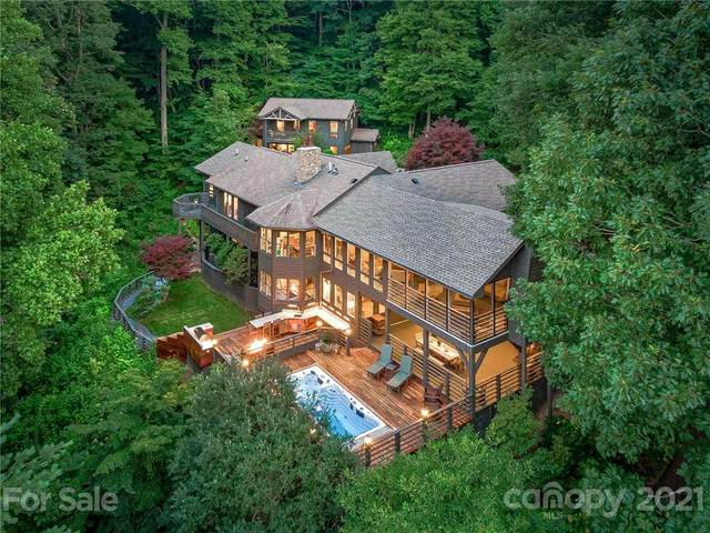 647 Pinners Cove Road, Asheville, NC 28803 (#3765381) :: NC Mountain Brokers, LLC